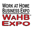 Work at Home Business Expo logo